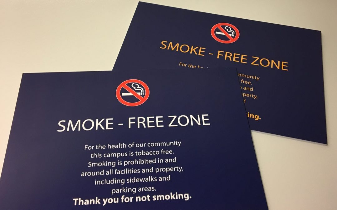 Do You have a Smoke Free Workplace?