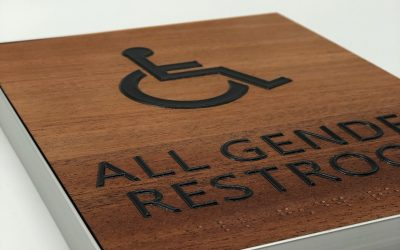 Business Signs, ADA Compliance and Sustainable Design